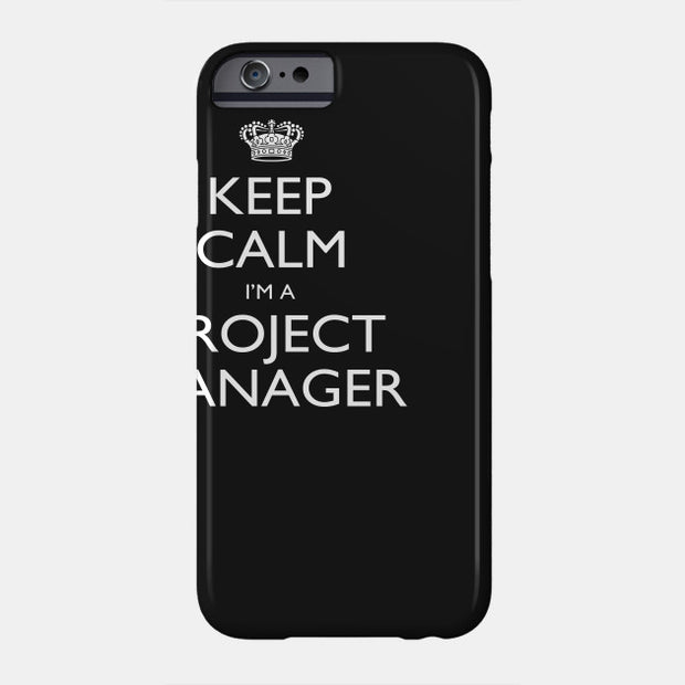 Keep Calm And Live Slow iPhone 11 case