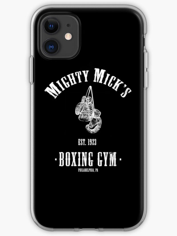 Mighty Micks Boxing Gym iPhone 11 case
