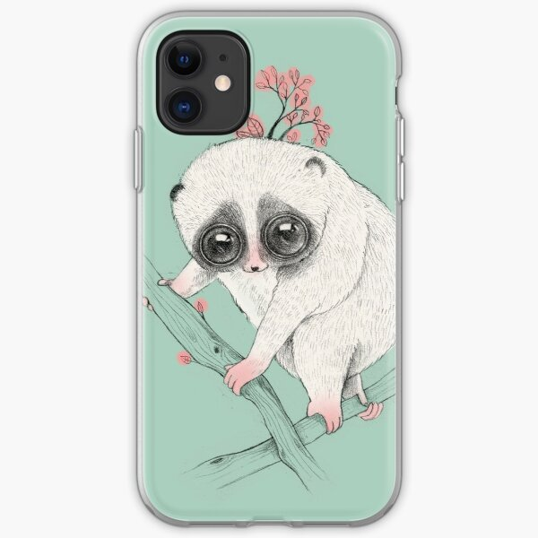 Monkey Loris Family iphone 11 case