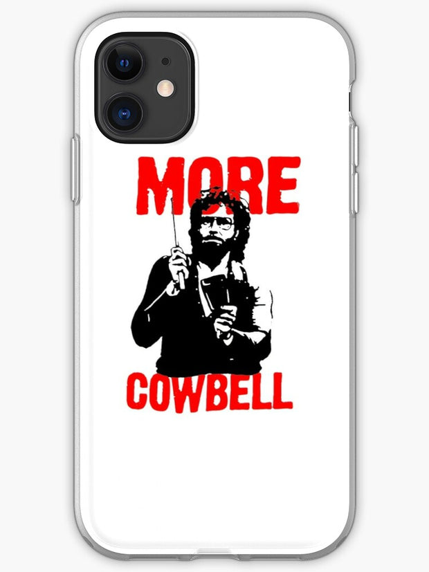 More Cowbell T-Shirt iphone 11 case