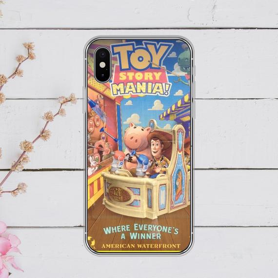 Peach Mania iPhone 11 case