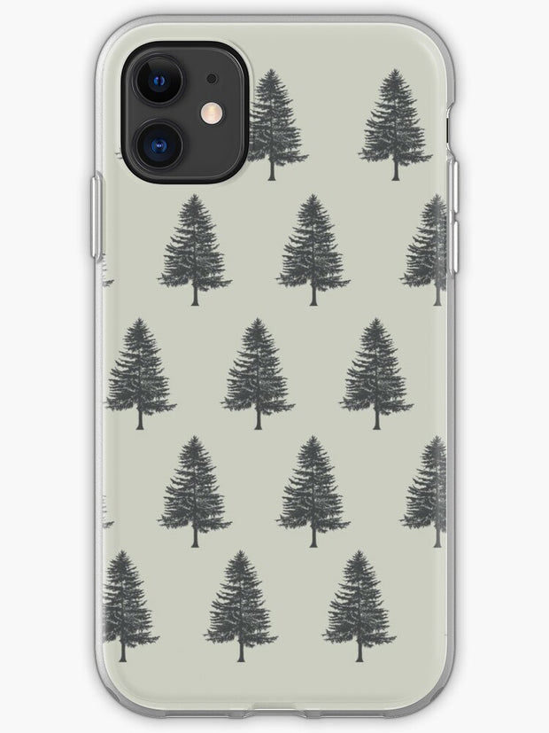 Pine Trees iphone 11 case