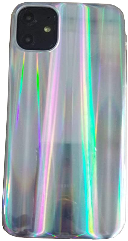 Psychedelic Holographic Texture iphone 11 case