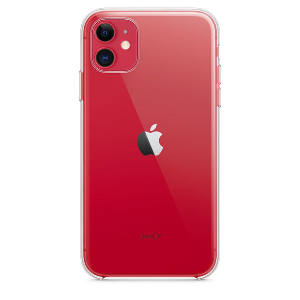 //Real Red// iPhone 11 case
