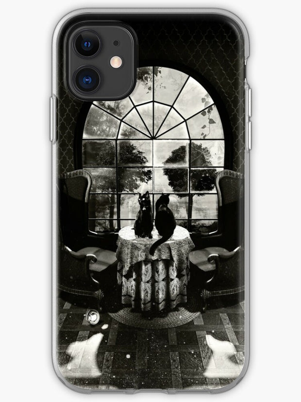 Room Skull iphone 11 case
