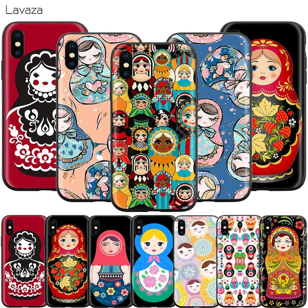 Russian doll iPhone 11 case