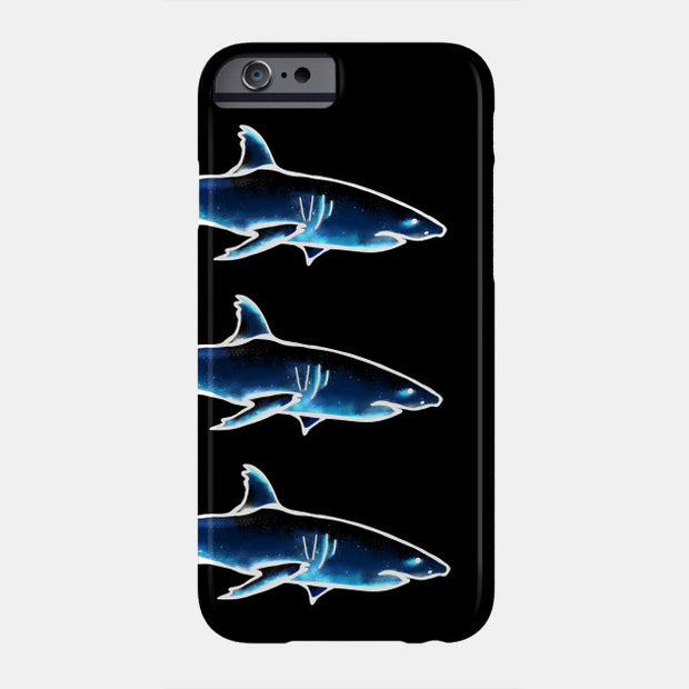 Shiver of Sharks - II iPhone 11 case