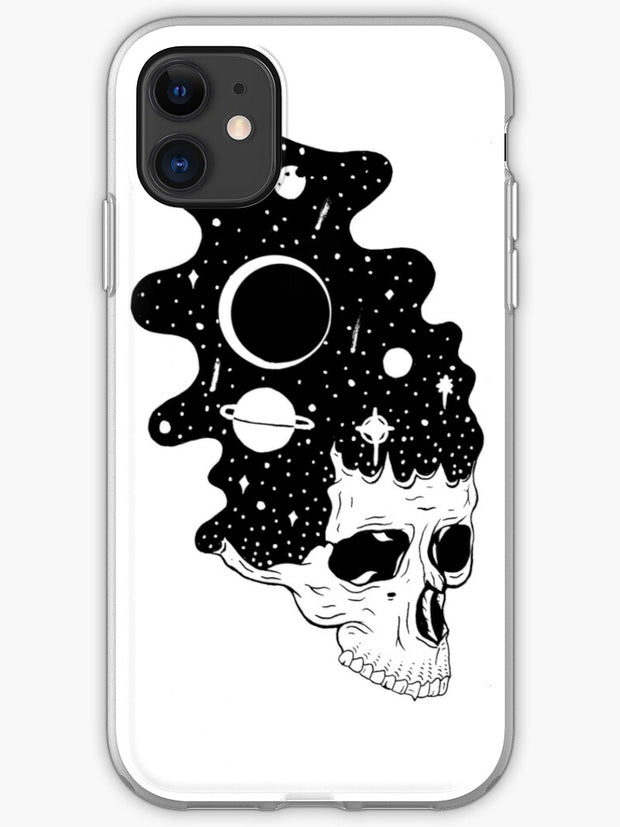Space Brains iPhone 11 case