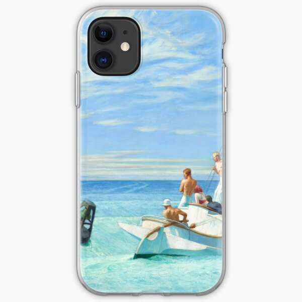 Spring Swell (Mono) iphone 11 case