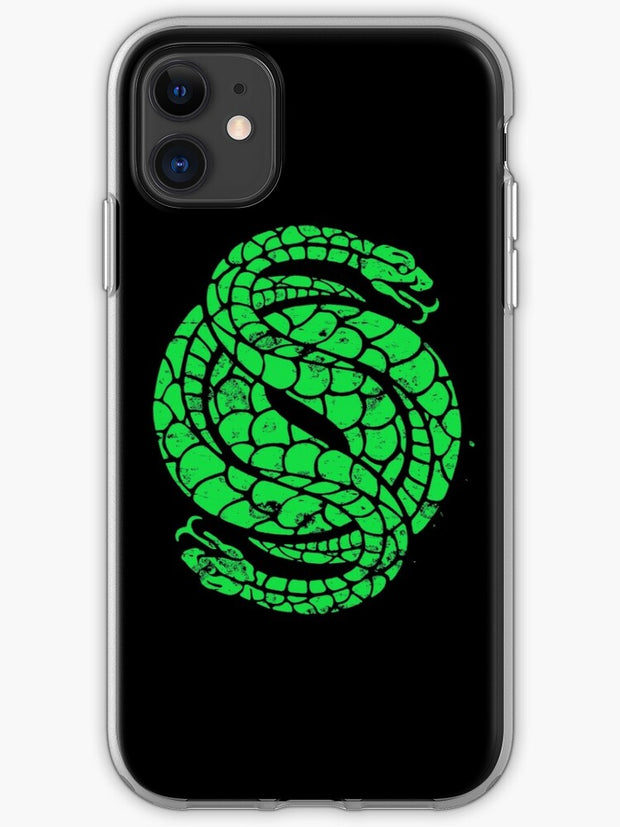 Strange Snake 2 iPhone 11 case