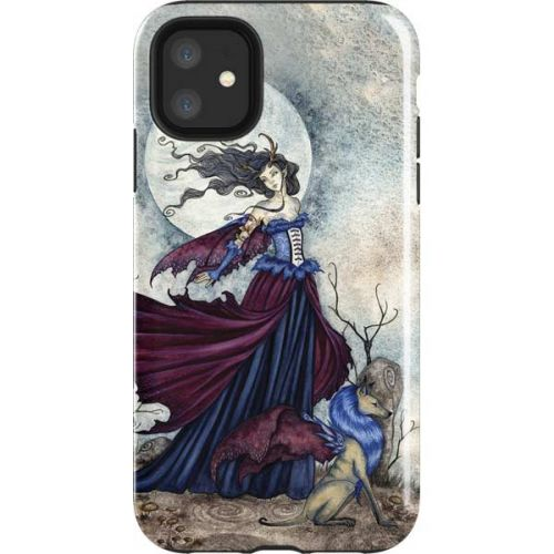 The Moon Is Calling iPhone 11 case