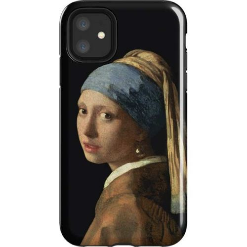 With a Pearl Earring iPhone 11 case