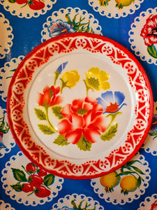Chinese enamel Trays