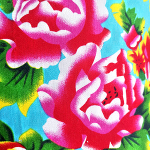 Chinese peony pillowcases