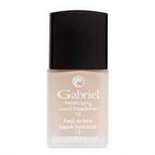 Load image into Gallery viewer, Gabriel Moisturizing Liquid Foundation SPF 18