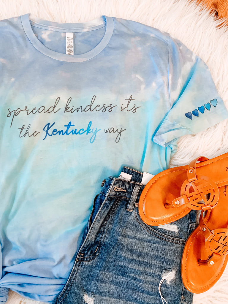 Kindness.. it's the Kentucky Way T-Shirt-Carolyn Jane's Jewelry
