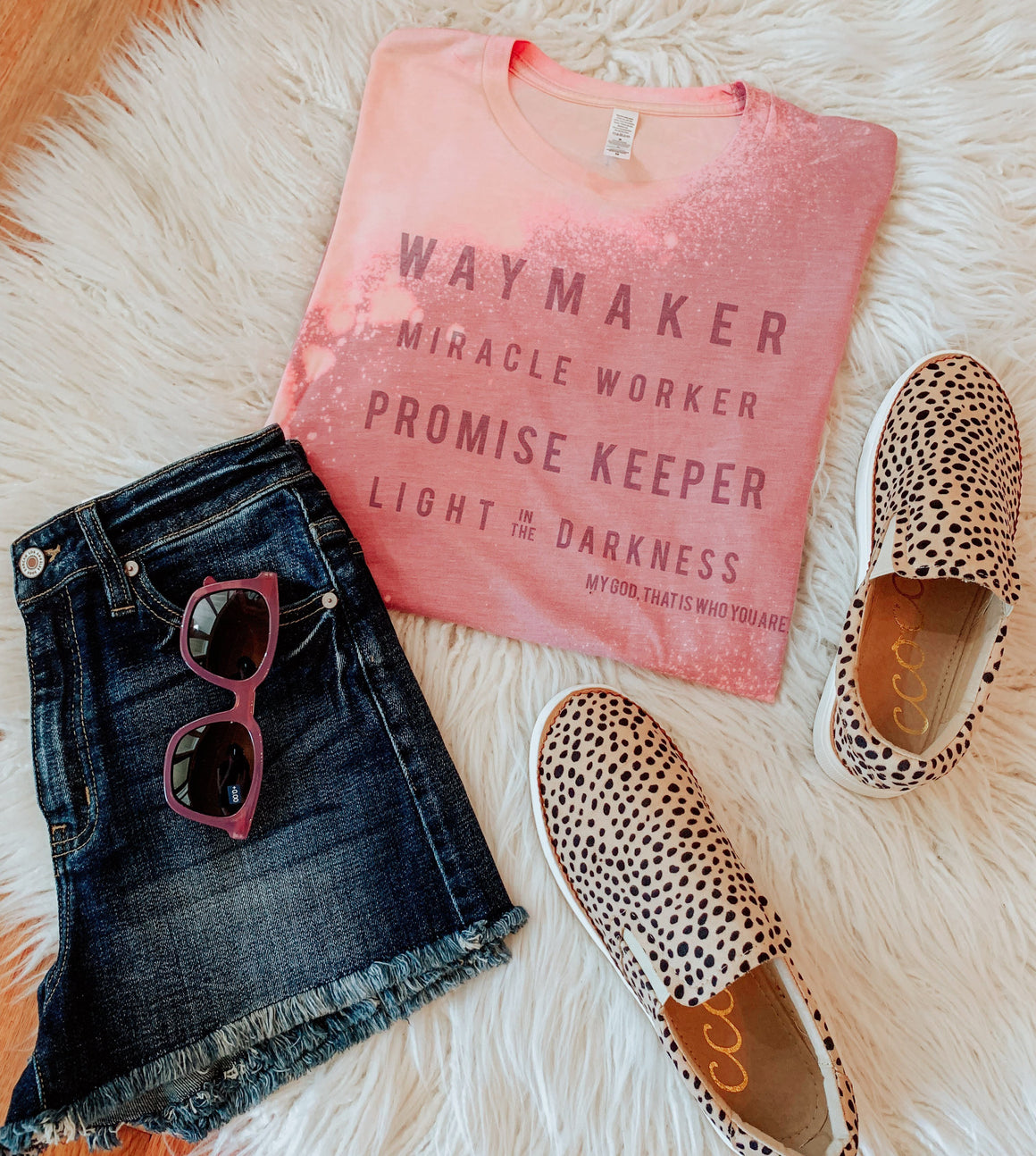 Waymaker T-Shirt-Carolyn Jane's Jewelry