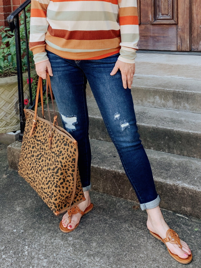 Your Favorite Distressed KanCan Jeans-Carolyn Jane's Jewelry