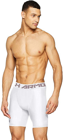 Under Armour Men's HeatGear® Armour Mid Compression Shorts