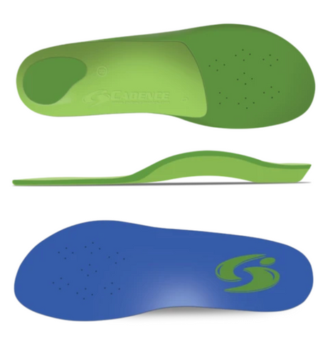 Cadence Insole Low Volume Orthotic