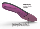 Superfeet BERRY Orthotic Medium Profile