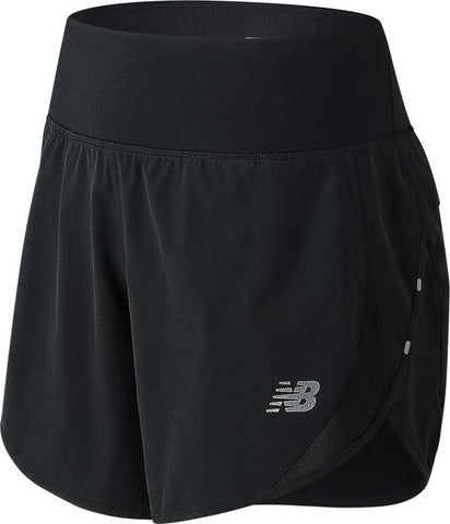 New Balance Womens Impact Short 5""