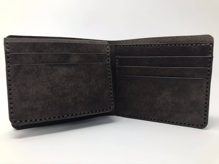 Bifold Wallet with ID Flap - Amopelle Co.