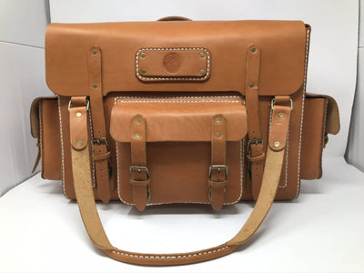 "Professional Messenger Bag for the ""Weekday Warrior"" - Amopelle Co."