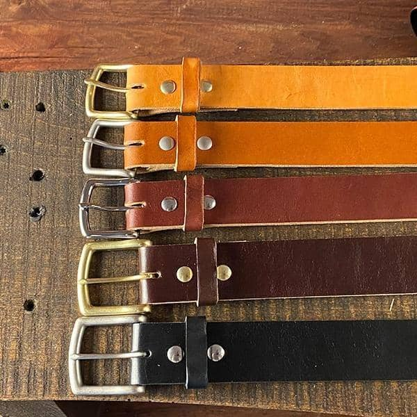 The Coordinator's English Bridle Belt - Amopelle Co.