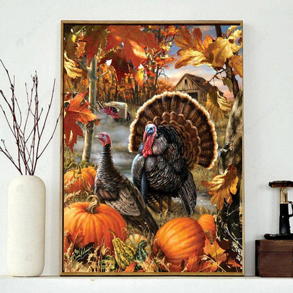 Diamond Painting -DIY Full Round Drill Novelty Chicken