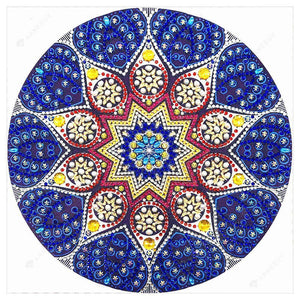 Diamond Painting -DIY Crystal Rhinestone Mysterious Mandala