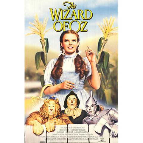 Diamond Painting-5D Full Round Drill The Wizard of Oz