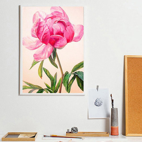 Diamond Painting -Full Round Drill Flower