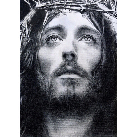 Diamond Painting-5D Full Square Drill Jesus (40*50cm)