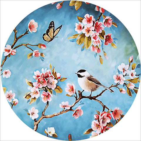 Diamond Painting-5D Full Drill Birds(40*40 cm)
