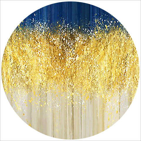 Diamond Painting-5D Full Drill Gold Water(40*40 cm)