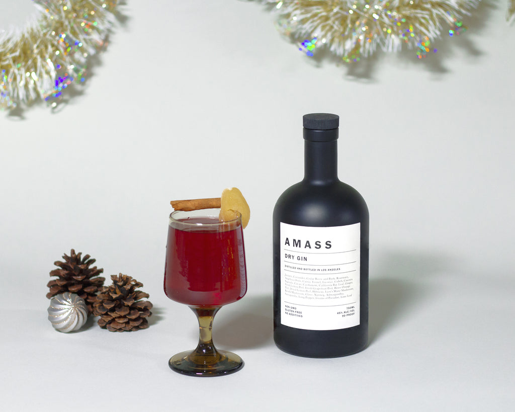 Hibiscus Hot Toddy