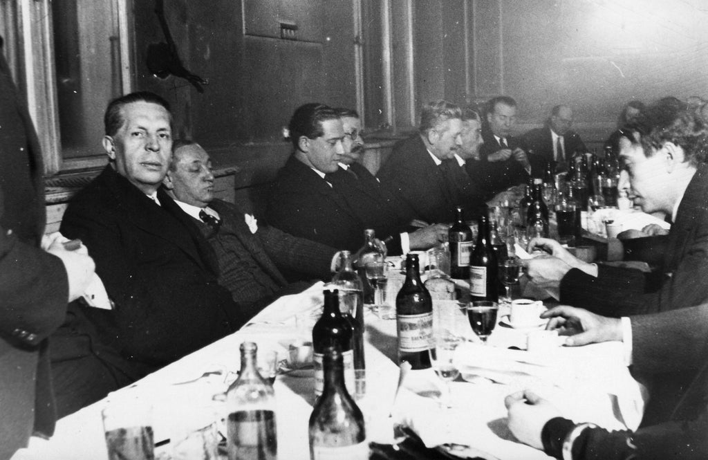 A Storied History of the Post-Work Drink