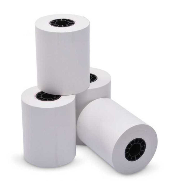 "ITEM# 2080 - 2-1/4"" x 80' Thermal Receipt Paper - 50 Rolls"
