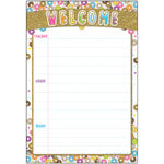 DONUTFETTI WELCOME 13 X 19 CHART