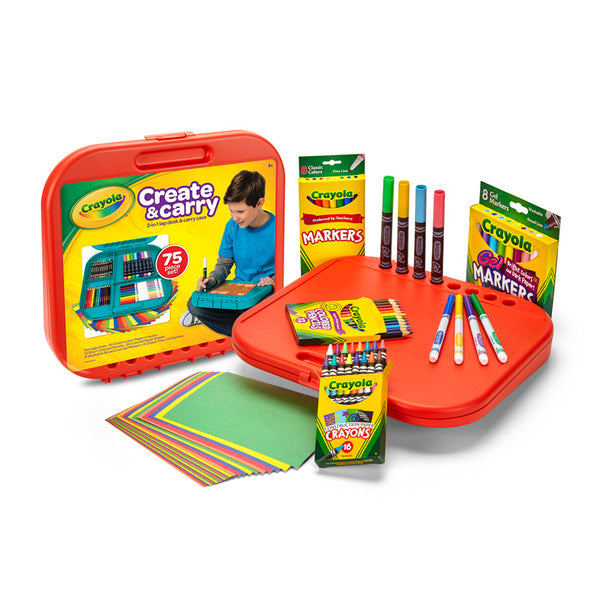 CRAYOLA CREATE & CARRY CASE