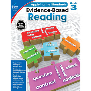 Evidence-Based Reading Workbook, Grade 3