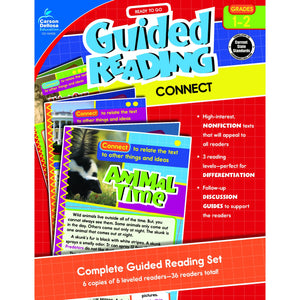 Guided Reading: Connect Resource Book, Grade 1-2