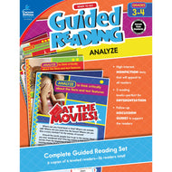 Guided Reading: Analyze Resource Book, Grade 3-4