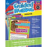 Guided Reading: Analyze Resource Book, Grades 5-6
