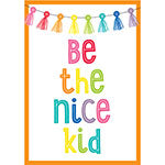 BE THE NICE KID CHART