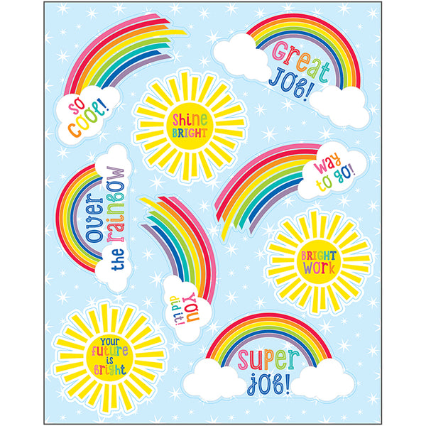 HELLO SUNSHINE MOTIVATIONAL STICKER