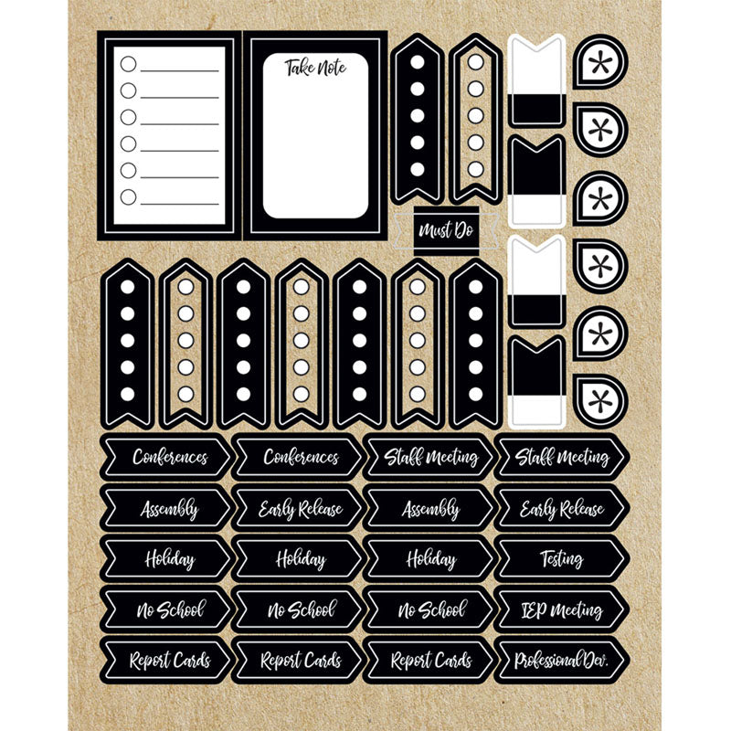 SIMPLY STYLISH PLANNER STICKER PACK