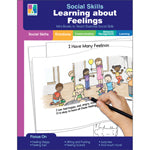 MINI-BOOKS LEARNING ABOUT FEELINGS