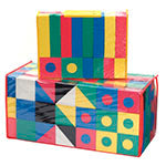 WONDERFOAM BLOCKS 152 PIECES